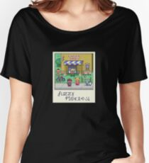 Fuzzy Pickles Women's Relaxed Fit T-Shirt