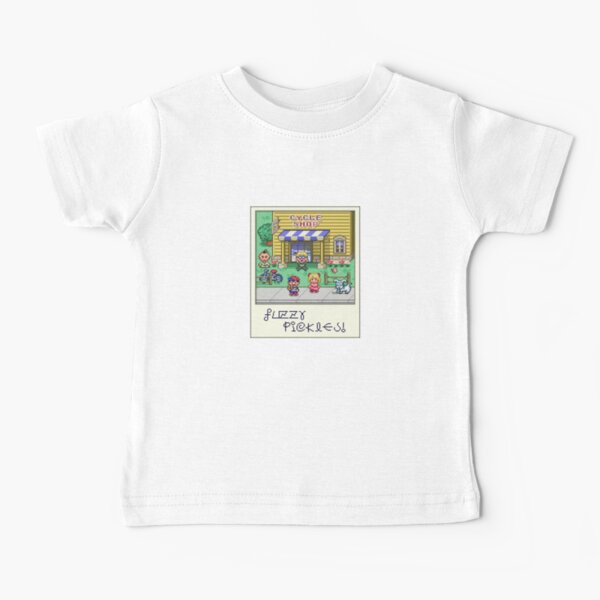 Fuzzy Pickles Baby T-Shirt