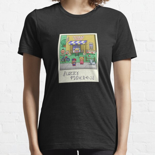 Fuzzy Pickles Essential T-Shirt