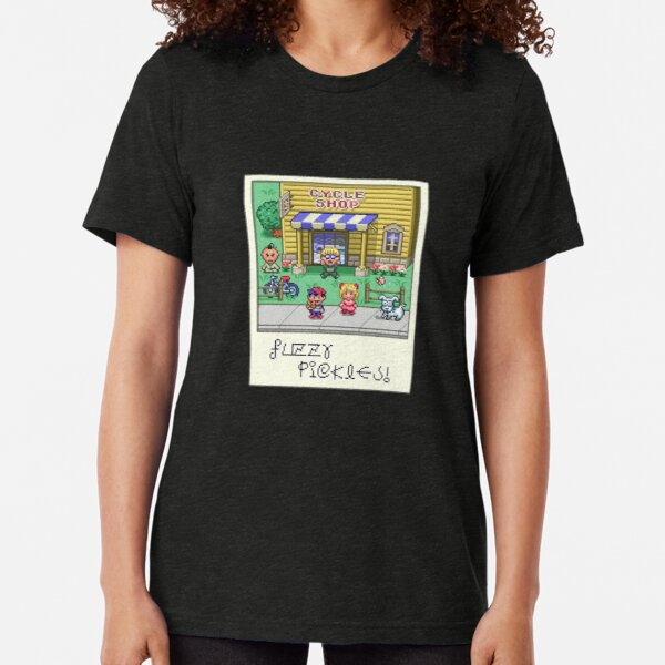 Fuzzy Pickles Tri-blend T-Shirt