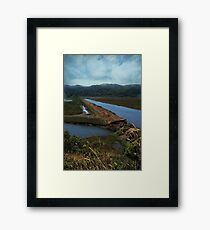 The Levy Framed Print
