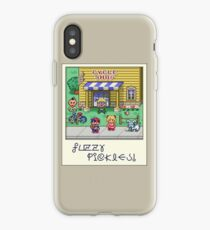 Fuzzy Pickles iPhone Case