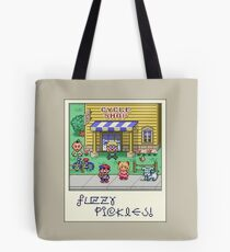 Fuzzy Pickles Tote Bag