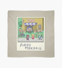 Fuzzy Pickles Scarf