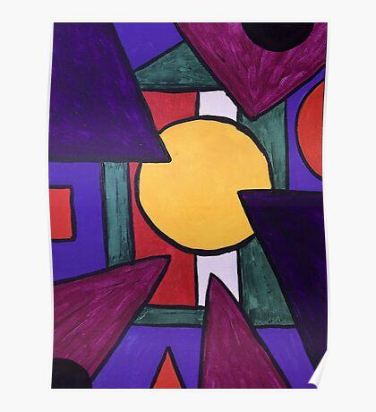Geometric Perception Poster