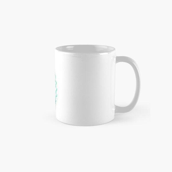 Mermaid Terrarium Classic Mug
