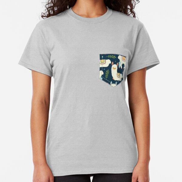 alpaca pocket Classic T-Shirt