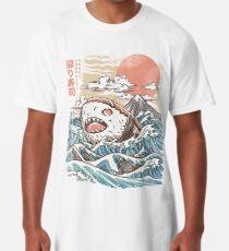 Camiseta larga Sushi Sharkiri