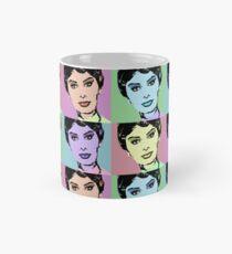 Sophia Loren POP Collage #1 Classic Mug