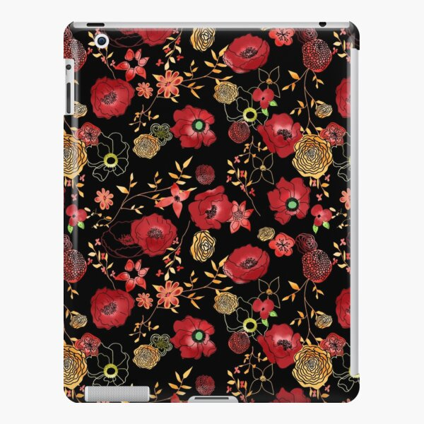 Sally's Flowers iPad Snap Case