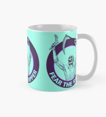 Fear the ripper, heel hook, foot lock Mug