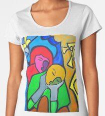 Embracing Women's Premium T-Shirt