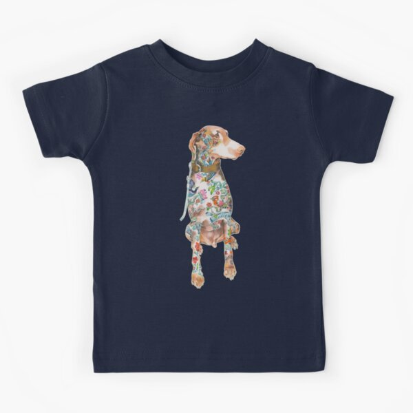 Kingsley Gets Inky Kids T-Shirt