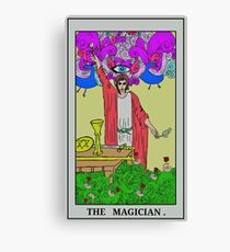 'The Magician' (c) A.R. Minhas 2018  Canvas Print