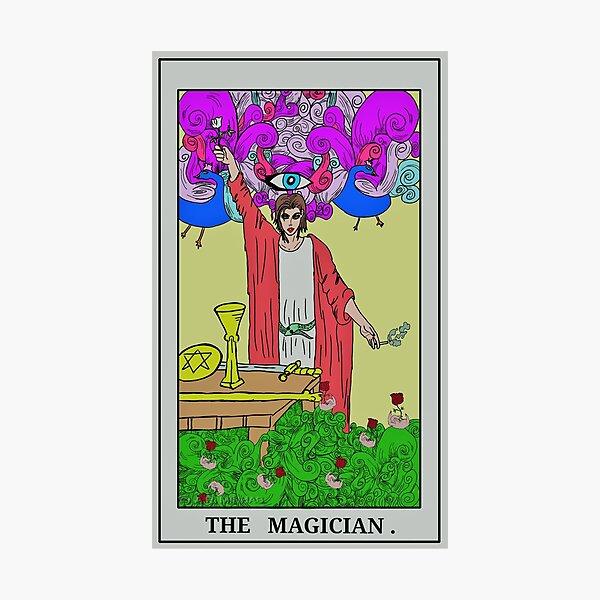 'The Magician' (c) A.R. Minhas 2018  Photographic Print