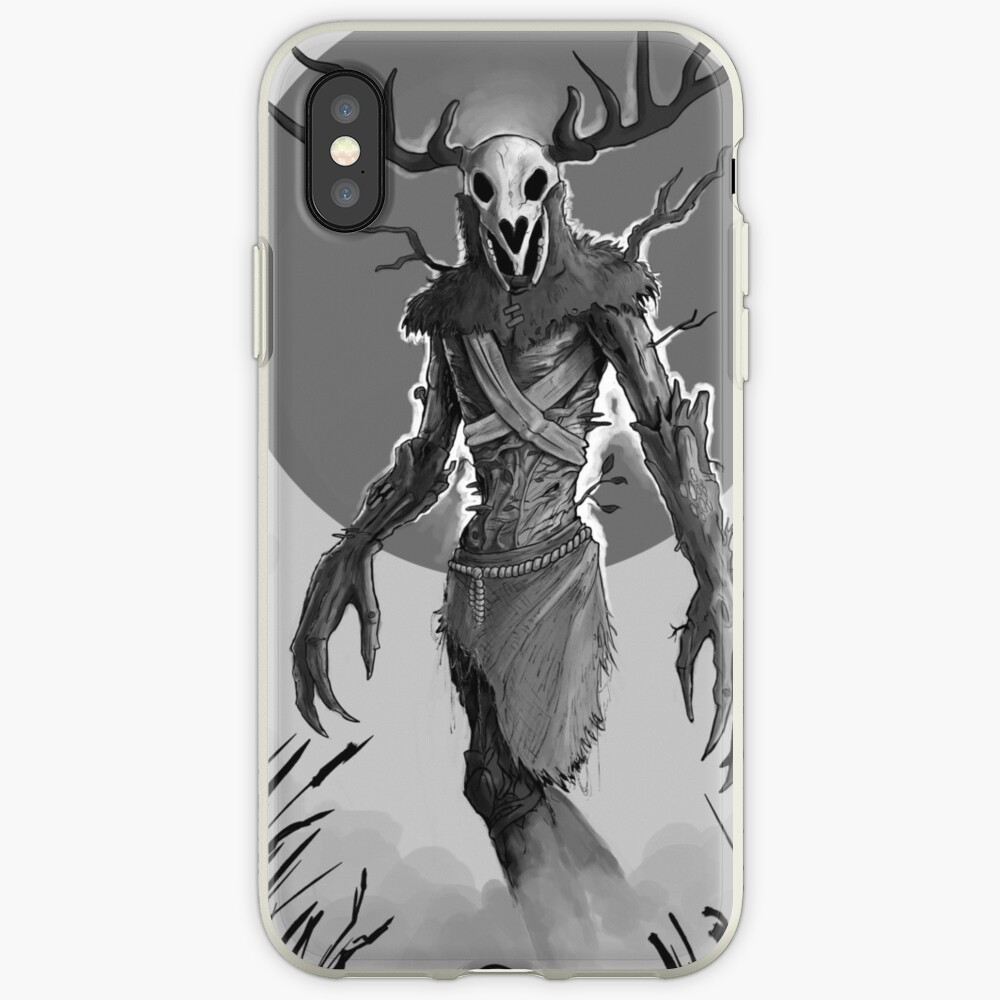 Leshen tw3 iPhone-Hülle & Cover
