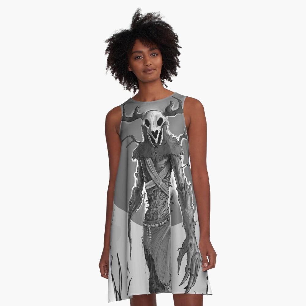Leshen tw3 A-Linien Kleid