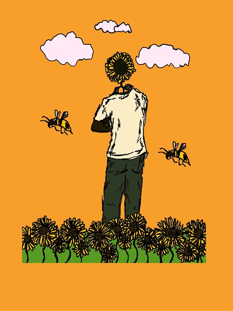 Flower boy - Tyler, the Creator by ARTMINDZ