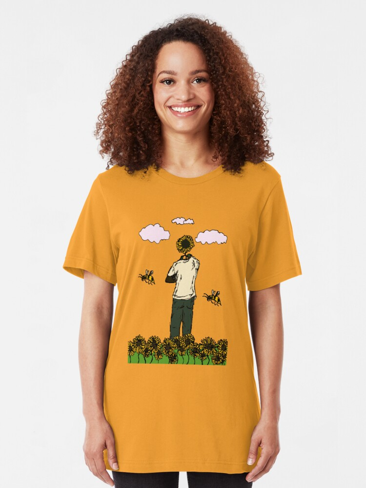 Alternate view of Flower boy - Tyler, the Creator Slim Fit T-Shirt
