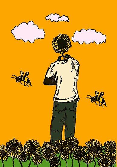Blumenjunge - Tyler, der Schöpfer von ARTMINDZ