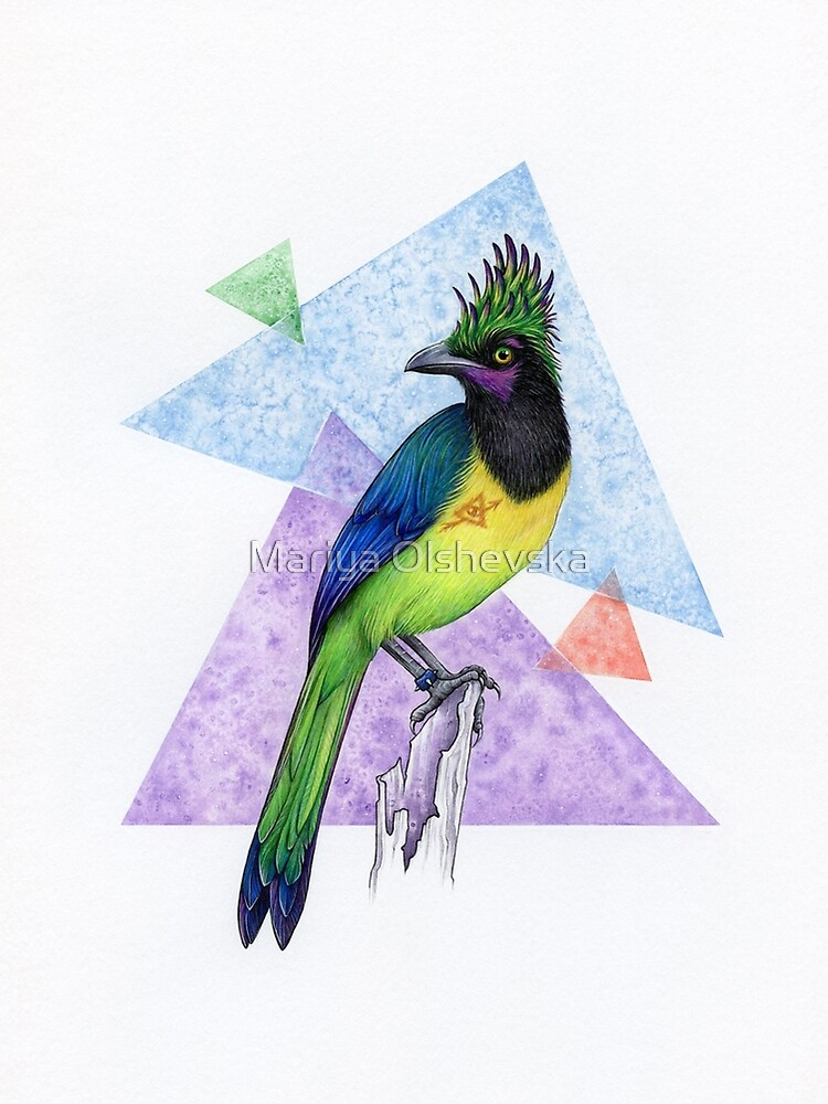 Alternative Jay by OzureFlame