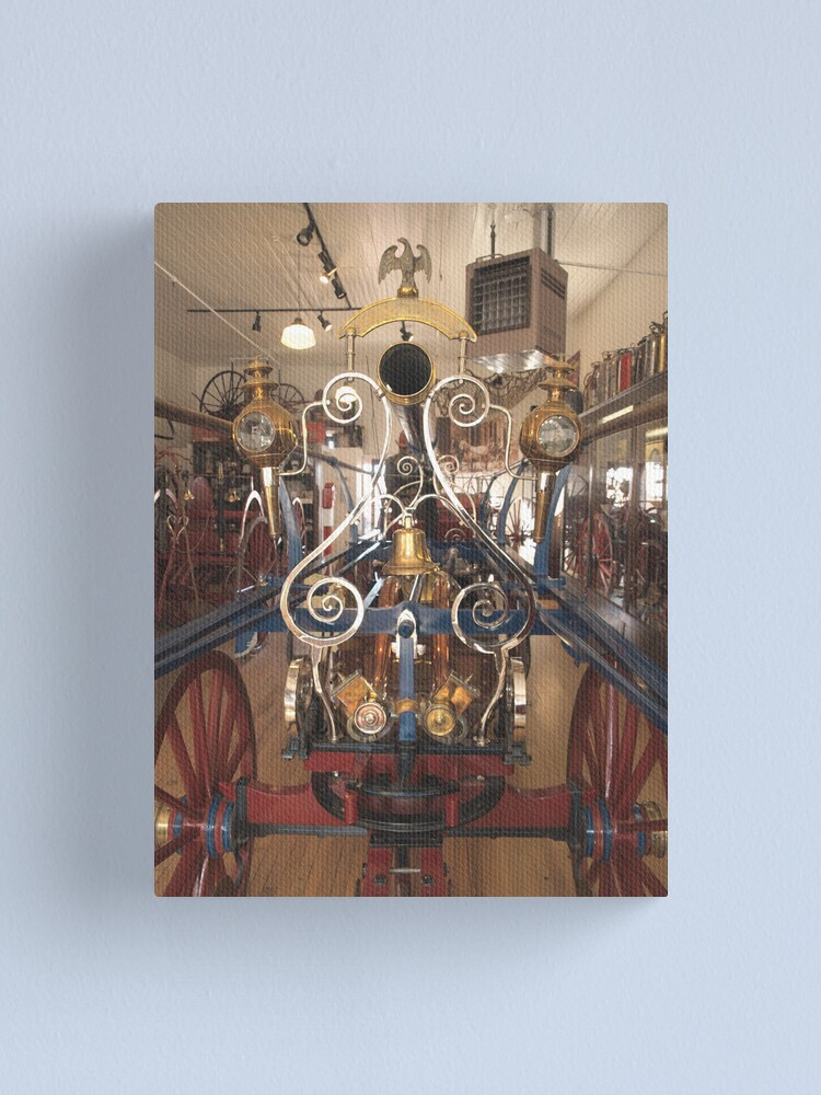 Alternate view of VC Engine Canvas Print