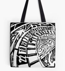 Maze of Chance Tote Bag