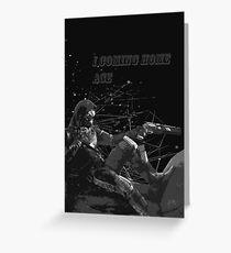 Homeback Greeting Card
