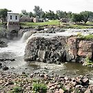 Sioux Falls park by Cheryl Dunning