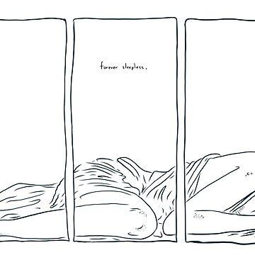 forever sleepless. by LivyKate