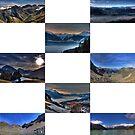 Austrian Mountains by Stefan Trenker