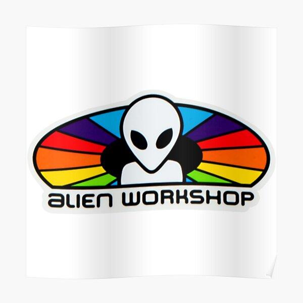 Alien Workshop Poster