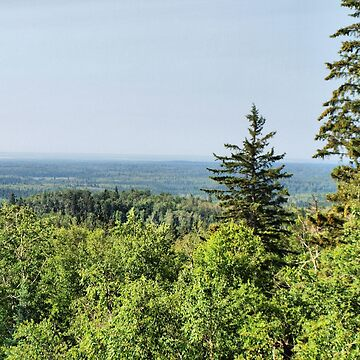 baldy mountain view  by mistressotdark