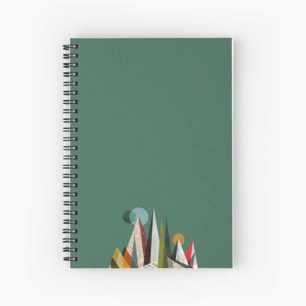 Young the Giant Spiral Notebook