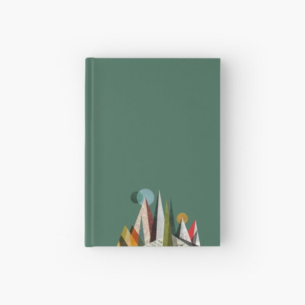 Young the Giant Hardcover Journal