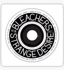 Bleachers Strange Desire Sticker
