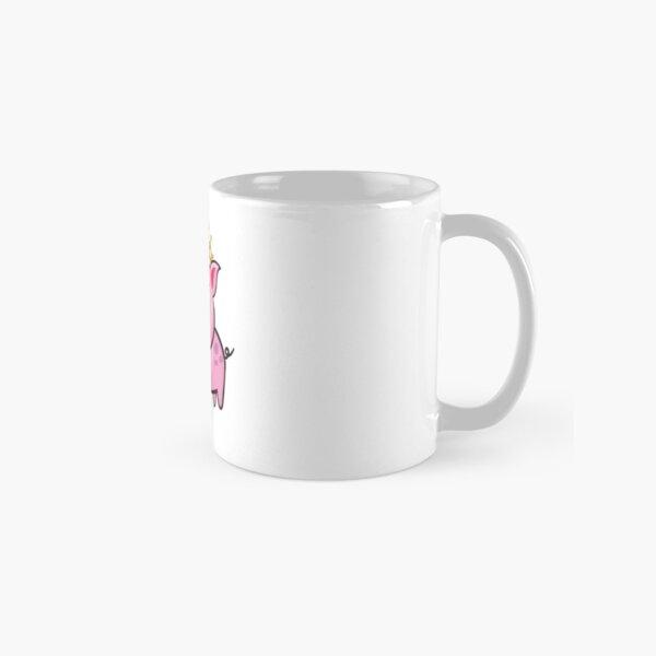 A Nordic King's Snarf Snarf Classic Mug