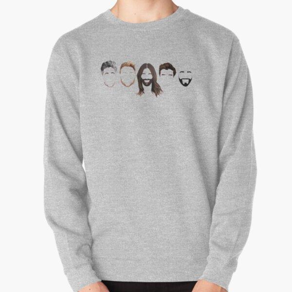 Fab Five Pullover Sweatshirt