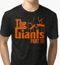 The GIANTS Tri-blend T-Shirt