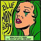 Blue Monday by designedbydeath