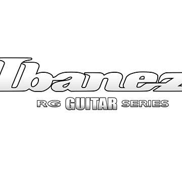 """Ibanez Guitar RG Series """"Limited Edition""""  by mugenjyaj"""