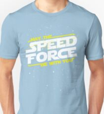 May The Speed Force Be With You T-Shirt
