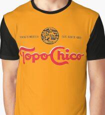 Camiseta gráfica Topo chico