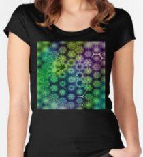 Vernal Metamorphosis 10 Women's Fitted Scoop T-Shirt