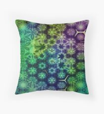 Vernal Metamorphosis 10 Throw Pillow