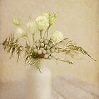 Flowers in Vase  by Malcolm Heberle