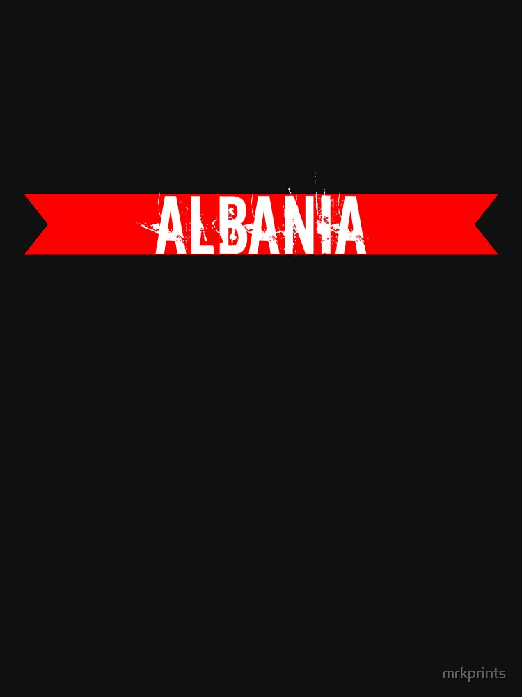 Albania New Design by mrkprints