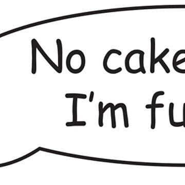 Full of Pie! by TroytleArt