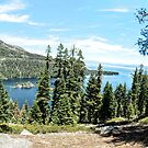 Emerald Bay Inspiration Point by Joe Lach