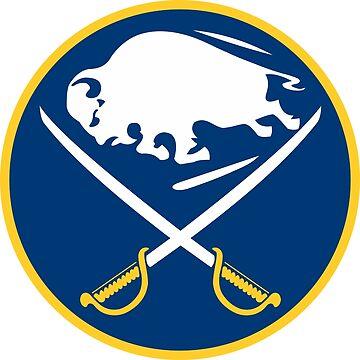 Buffalo Sabres T Shirt by kosongnol